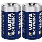 VARTA Alkaliskt batteri D/LR20 Varta High Energy