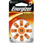 ENERGIZER Hörapparatsbatteri  Zinc Air 13 8-pack