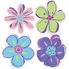 Wallstickers - Doodle Flowers