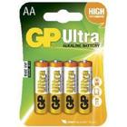 Diverse Batterier AA - 4 stk. - Batteri GP 151001