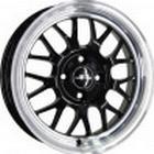 Inter Action B9 Black Polished 6.5x15 4/100 ET38 B73,1