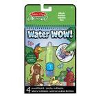 Melissa & Doug 15376 Water Wow Animals Colouring Book