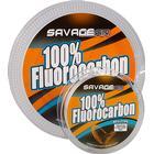 Savage Gear 100% Fluoro Carbon 1.0mm/100lbs 45.4kg - 15 m