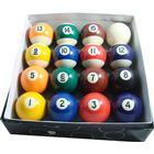 Gamesson Biljardbollar komplett set Ø 57mm