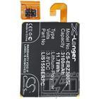 Sony Xperia Z3v 4G LTE D6708 4G batteri (3100 mAh)
