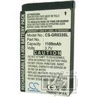 Belkin F8T051 batteri (1000 mAh)