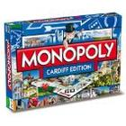 "Winning Moves ""Cardiff"" Monopoly Board Game"