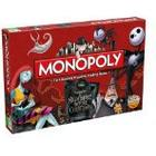 Christmas Monopoly Nightmare Before Christmas Board Game