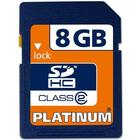Platinum SDHC Class 6 8GB