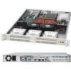 SuperMicro SC812L-520UB Server 520W / Black