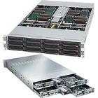 SuperMicro SC827T-R1200B Server 1200W / Black