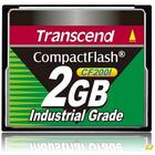 Transcend Industrial Compact Flash 2GB (200x)