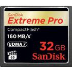 SanDisk Extreme Pro Compact Flash 160MB/s 32GB