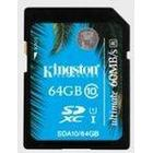 Kingston Ultimate SDXC 60MB/s 64GB