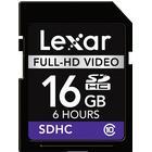 Lexar Media Full HD Video SDHC Class 10 16GB