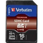 Verbatim Premium U1 SDHC 16GB