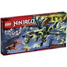 Lego Ninjago Attack of the Morro Dragon 70736