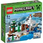 Lego Minecraft The Snow Hideout 21120