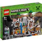 Lego Minecraft Gruvan 21118