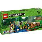 Lego Minecraft Farmen 21114
