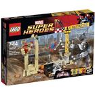 Lego Super Heroes Rhino and Sandman Super Villain Team-up 76037
