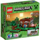 Lego Minecraft Första Natten 21115