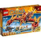 Lego Chima Flying Phoenix Fire Temple 70146