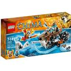Lego Chima Strainor's Saber Cycle 70220