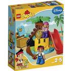 Lego Duplo Jake and the Never Land Pirates Treasure Island 10604