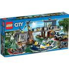 Lego City Sumppolitiets station 60069