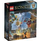 Lego Bionicle Mask Maker vs. Skull Grinder 70795