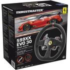 Thrustmaster F599XX Evo 30 wheel Add-On Alcantara edition (PC / PS3 / Xbox One / PS4)