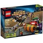 Lego Super Heroes Batman: The Joker Steam Roller 76013