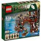 Lego Hobbit Attack on Lake-town 79016