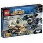 Lego Super Heroes The Bat vs Bane Tumbler Chase 76001