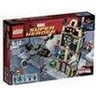 Lego Super Heroes Spider-Man Striden på Daily Bugle 76005