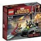 Lego Super Heroes Iron Man vs. The Mandarin: Ultimate Showdown 76008