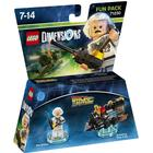 Lego Dimensions Doc Brown 71230