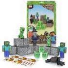 Norstar A/S Minecraft Papercraft byggesæt - Skræmmepakke