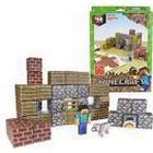 Norstar A/S Minecraft Papercraft byggesæt - Shelter