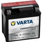 Varta Motorcykelbatteri AGM Powersports YTX5L-4 / YTX5L-BS