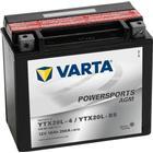 Varta Motorcykelbatteri AGM Powersports 12V 18Ah