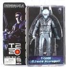 Terminator Collection S3 T-1000 Liquid Nitrogen 7 inch Action Figure