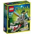 Lego Legends Of Chima : Crocodile Legend Beast (70126)