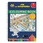 "Jan van Haasteren ""Volume 2"" Colouring Book (Multi-Colour)"