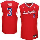 Adidas Los Angeles Clippers Replica Jersey Paul 3 Sr