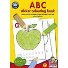 Orchard Toys ABC Sticker Colouring Book (Multi-Colour)