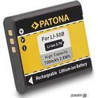 eQuipIT Batteri Olympus Li-50b 700mAh 3.7V