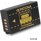 eQuipIT Batteri Nikon EN-EL20 800mAh 7.2V