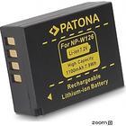 eQuipIT Batteri Fuji NP-W126 1100mAh 7.2V
